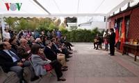Feier zum 43. Jahrestag der Befreiung Südvietnams in Chile und Russland