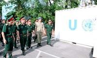 Vietnam ist bereit, sich an UN-Friedensmissionen zu beteiligen