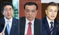 China-Japan-Südkorea-Gipfeltreffen: Zusammenarbeitstendenz bekräftigen