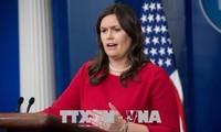 Weißes Haus hofft weiter auf USA-Nordkorea-Gipfeltreffen