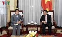 Kooperation zur Steigerung des Handelsvolumens zwischen Vietnam und Griechenland