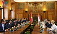 Verstärkung der Beziehungen zwischen Vietnam und Ungarn