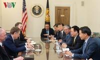 USA und Vietnam verstärken Zusammenarbeit in Wirtschaft, Handel und Investition