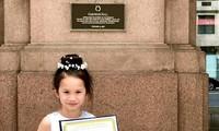 Vietnamesisches Mädchen gewinnt 1. Preis beim Klavierwettbewerb in New York