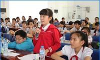 Förderung des Engagements der Kinder für Kinder-Fragen