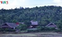 Das Idyll des Dorfes Tha