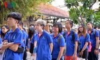 Eröffnung des Sommercamps der im Ausland lebenden vietnamesischen Jugendlichen