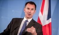 Großbritanniens Außenminister Hunt warnt vor Folgen ohne Brexit-Abkommen
