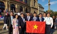 Vietnam erreicht hohen Rang bei der internationalen Physik- und Chemieolympiade