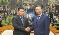 Vietnam und Thailand verstärken Zusammenarbeit in Sicherheit