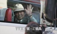 Korea-Familientreffen 2018: Erste Familienzusammenführung