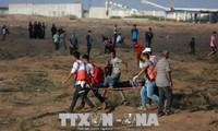 189 Palästinenser bei Zusammenstößen mit Israels Soldaten im Gazastreifen verletzt