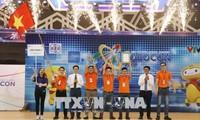 Vietnam ist Meister des Asien-Pazifik-Roboterwettbewerbs 2018