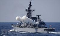 Australien beginnt das größte internationale Marine-Manöver