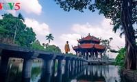 Die vietnamesische Kulturidentität in der Pagode Nom