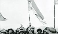 Feier zum 45. Jahrestag des Fidel Castros Besuches in der Befreiungszone