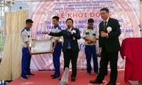 Anwendung der japanischen Technologie bei der Umweltbehandlung in Quang Ninh
