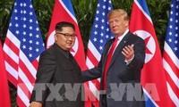 Nordkorea warnt vor dem Bruch der Vereinbarung zwischen Nordkorea und USA