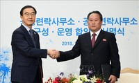 Nord- und Südkorea beraten über die Umsetzung der Vereinbarung