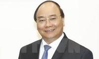 Premierminister Nguyen Xuan Phuc nimmt am Mekong-Japan-Gipfeltreffen in Japan teil