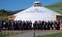 Abschluss des 12. ASEM-Gipfels