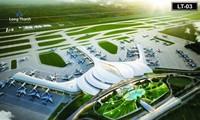 Der internationale Flughafen Long Thanh- Impulse für wirtschaftliche Entwicklung