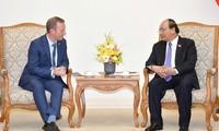 Intensivierung der strategischen Partnerschaft zwischen Vietnam und Großbritanien