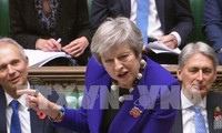 Theresa May sucht Unterstützung europäischer Unternehmenschefs für Brexit-Plan