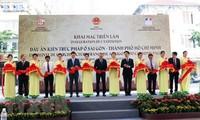 """Ausstellung """"Eindrücke französischer Architektur in Saigon – Ho Chi Minh Stadt"""""""