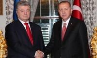 Türkei und Ukraine verstärken ihre strategische Zusammenabeit