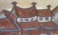 Ausstellung von Bildern vietnamesischer Maler Nghiem und Phai in London