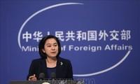 2. diplomatischer und sicherheitspolitischer Dialog zwischen China und USA