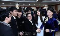 Südkoreas Zeitungen schätzen Südkorea-Besuch der vietnamesischen Parlamentschefin