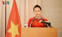 Aktivitäten von Parlamentspräsidentin Nguyen Thi Kim Ngan in Südkorea