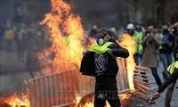 Frankreich warnt vor neuen Demonstrationen in Paris am Wochenende