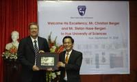 DAAD Vietnam: Wichtiger Forschungspartner Vietnams