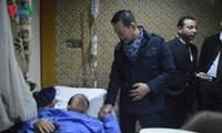 Drei Vietnamesen sind beim Anschlag auf Touristenbus ums Leben gekommen