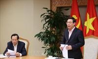 Vizepremierminister Vuong Dinh Hue: sich auf Neugestaltung ländlicher Räume als Muster konzentrieren