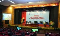 Premierminister Nguyen Xuan Phuc nimmt an Bilanzkonferenz von PVN teil