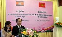 Vietnam und Kambodscha tauschen Erfahrungen in Religion aus