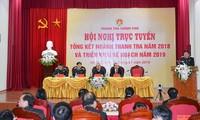 Premierminister Nguyen Xuan Phuc nimmt an Bilanzkonferenz der staatlichen Inspektion teil