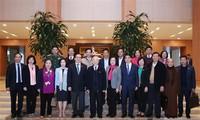 Abgeordnetendelegation der Hauptstadt Hanoi soll effektiver werden