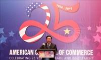 Verstärkung der Wirtschaftszusammenarbeit zwischen Vietnam und USA
