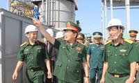 Ressourcen für die Umsetzung des Projektes zur Dioxin-Entgiftung am Flughafen Bien Hoa