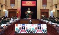 Feier zum 60. Jahrestag der Gründung des Grenzsoldatenkommandos in Hanoi