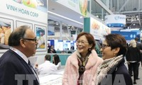Vietnam nimmt an der Meeresfrüchtemesse in Boston teil