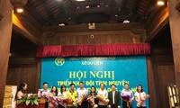 300 freiwillige Studenten begleiten Tourismus in Thang Long – Hanoi
