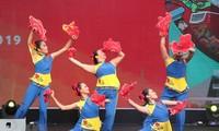 Singapurs Fest in Hanoi: typische Kultur Singapurs erleben