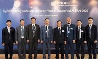 Vietnam wird sich am Zusammenarbeitsbereich der ASEAN zur Bekämpfung transnationaler Kriminalität beteiligen