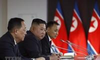 KCNA: Frieden auf Korea-Halbinsel hängt vom Verhalten der USA ab